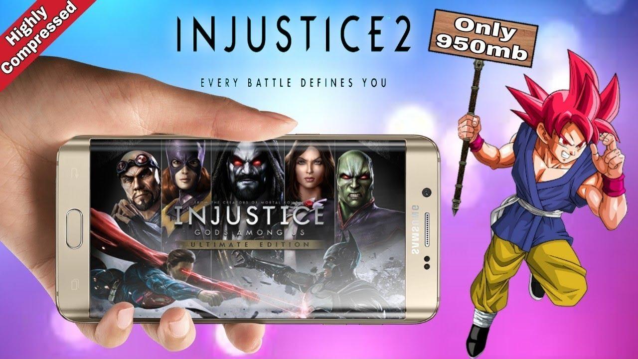 injustice 2 apk mod offline