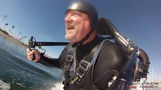 Jetpack America Flight Video- John Hepworth