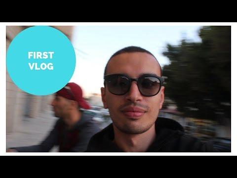 First Libyan Vlog
