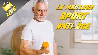 Quel est le meilleur sport anti vieillissement ?