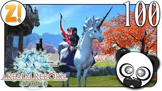 Final Fantasy XIV: Panda Mansion - Tour durchs Gildenhaus #100 | Let