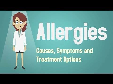 Allergies Causes, Symptoms and Treatment Options