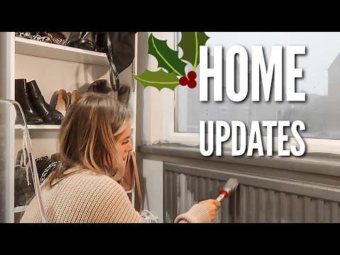 HOME UPDATES PRE-CHRISTMAS - VLOGMAS | Fashion Influx. http://bit.ly/2wu7b9S
