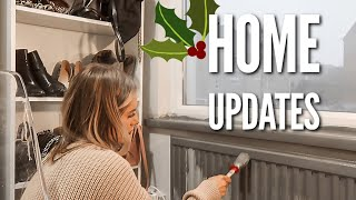 HOME UPDATES PRE-CHRISTMAS - VLOGMAS | Fashion Influx