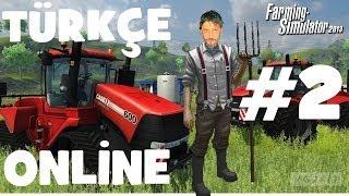 Farming Simulator 2013 Türkçe Online | Yeni Makineler