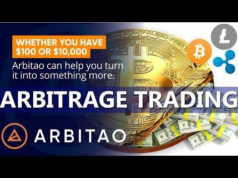 Arbitao ICO (ATAO Token) Aims To Decentralize Arbitrage Crypto Trading