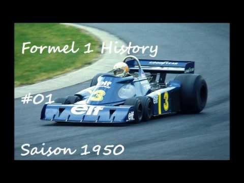 Formel 1 History 01 Die Saison 1950 Youtube