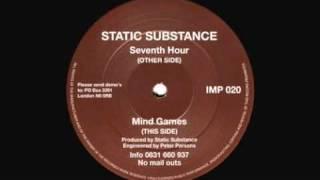 Static Substance - Mind Games
