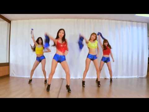 Shakira La La La Choreography Waveya FIFA Brazil