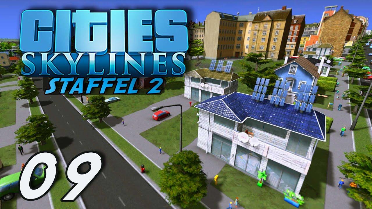 Cities Skylines Europa S02E09 - Moderne Häuser [Gameplay German ...