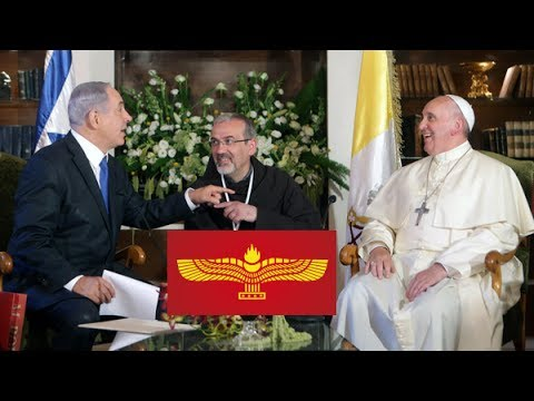 Pope corrects Israeli leader: Jesus spoke Aramaic
