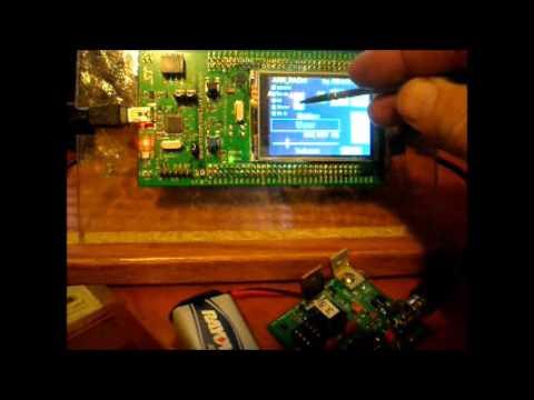 STM32-SDR CW beta software   FunnyCat TV
