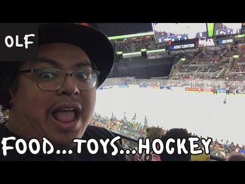 Food...Toys...Hockey!!!