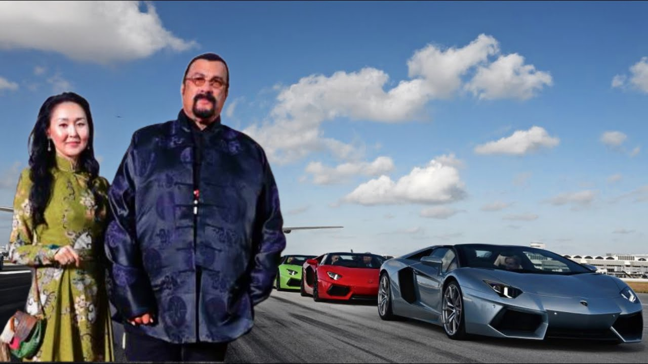 Steven Seagal's Lifestyle ★ 2020