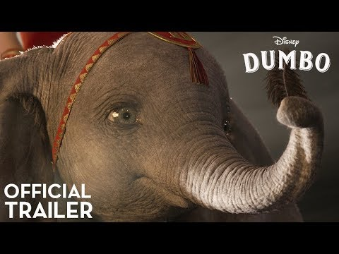 Valentine In The Morning - The Official Dumbo Trailer Is Here!