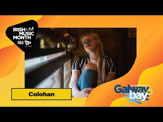 Irish Music Month - Colohan 'Don't Worry'