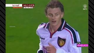 Download Video Manchester United 3 3 Barcelona 1998 UCL Group Stage All Goals MP3 3GP MP4