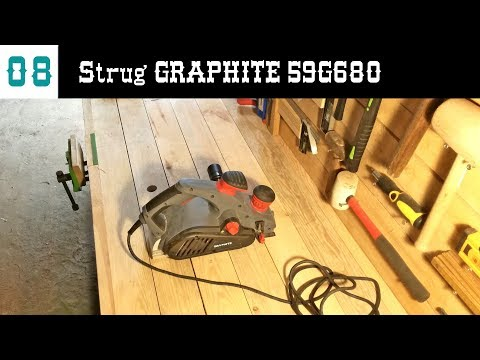 GRAPHITE 59G680 - recenzja / GRAPHITE 59G680 - review