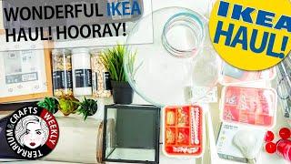 Ikea Haul - Ikea Arts and Crafts Haul | Ikea Haul UK - Ikea Haul 2019 / Ikea Haul June 2019