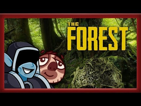 Two Nerds Try to Survive in The Forest and One of Them Won't Stop Dying...
