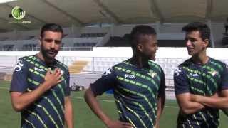 Plantel do Moreirense com 25 jogadores ainda espera cinco reforços
