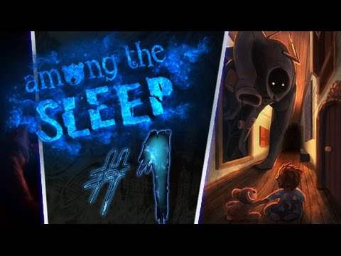 Among The Sleep Walkthrough Part 1 (PS4) - w/ minimal commentary [horror]