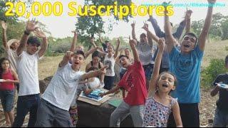 Llegamos a 20,000 Suscriptores Gracias Por Su Apoyo