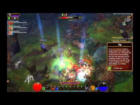 TorchLight II Ep. 2 4 Noobs In Game  