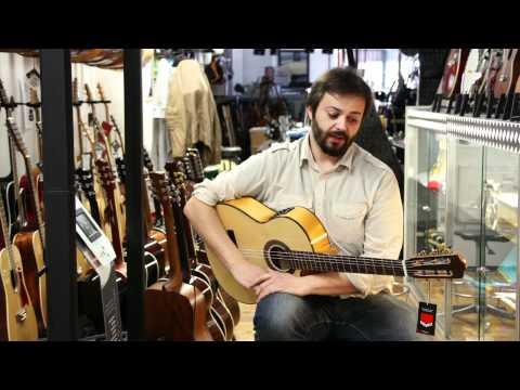 Prova Chitarra Flamenco Cordoba GK Studio - Borsari Strumenti Musicali