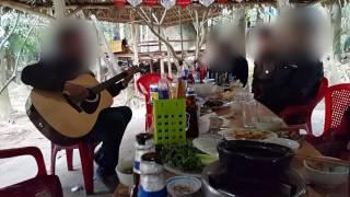 Guitar, Nhìn nhau lần cuối, liên hoan giao lưu internet Bắc Nam
