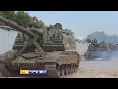 Russia, China to Stage Largest Military Exercises Since Cold War - ENN 2018-08-29