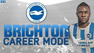 FIFA 16 | Brighton Career Mode S1E1 - The Rebuild Begins!