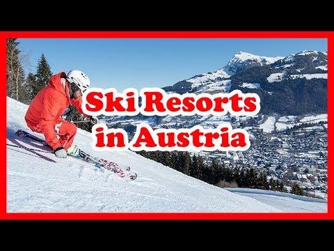 5 Top-Rated Ski Resorts in Austria | Europe Ski Resort Guide
