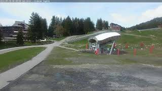 Preview of stream Ski resort Les Arcs, Vagère, France