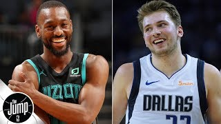 Rachel Nichols, Jackie MacMullan and Tracy McGrady discuss a report that Kemba Walker and Khris Middleton are atop the Dallas Mavericks' wish list for 2019 ...
