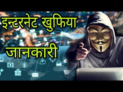 इन्टरनेट  की खुफिया जानकारी। Internet Secrets  Knowledge!Depp Web Vs Dark Web Hindi|mr Sky Technical