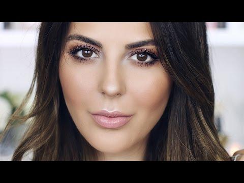 Natural Smokey Eye Makeup Tutorial 2016 I Sona Gasparian