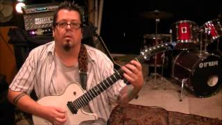 How to play Beyond This Life by Dream Theater on guitar by Mike Gross
