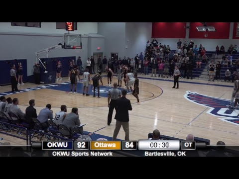 Men's Basketball vs. Ottawa University
