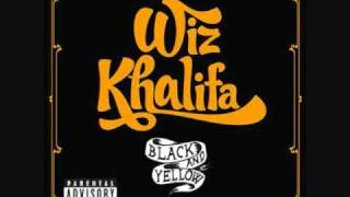 Wiz khlifa- (Black And Yellow )