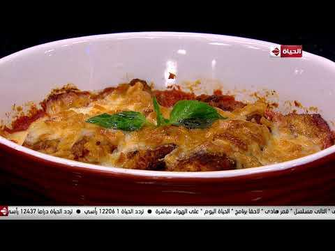 4 شارع شريف - فقرة المطبخ مع الشيف فريدة موسى