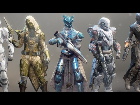 Destiny 2 - Exotic Armor Change Details, Escalation Protocol, and More!!
