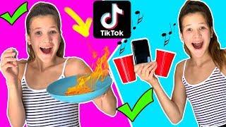 Probando Retos Virales de TIK TOK | PARTE 3 🔥LIFE HACKS de TikTok VIRALES | Daniela Golubeva