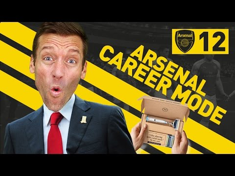 THE PREMIER LEAGUE IS A JOKE - Arsenal Career Mode Ep. #12 (FIFA 17)