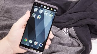 LG V20 - TECHNO UPDATE