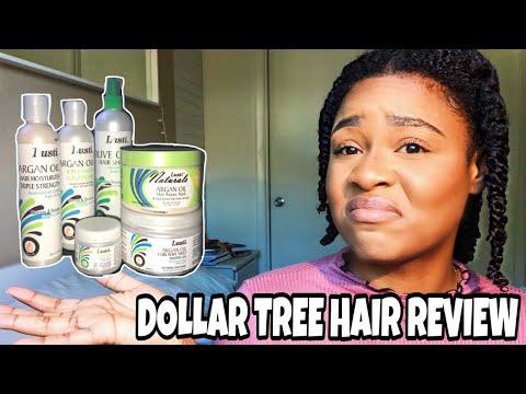 LUSTI DOLLAR TREE REVIEW | TYPE 4 HAIR
