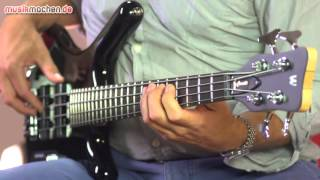 RockBass by Warwick Corvette Basic 4 Short Scale im Test