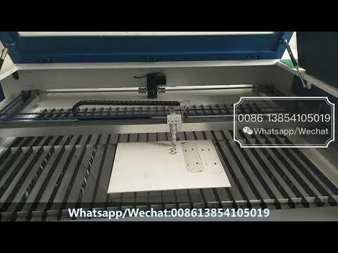 DIY Wood laser cutting machine;Wood pencil vase laser cutting machine