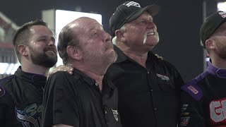 Monster Jam Hall of Fame Class of 2020 Dennis Anderson and Scott Douglass