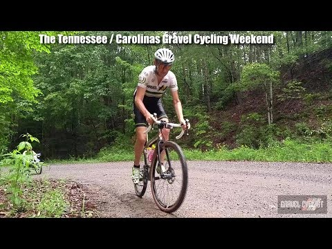 The Tennessee / Carolinas Gravel Cycling Weekend